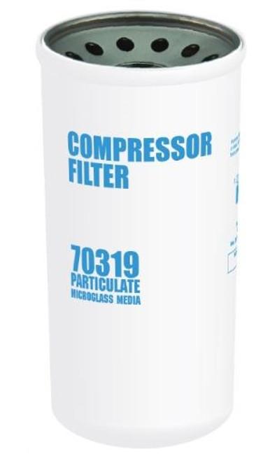 Cim-Tek 70319 Replacement Compressor Spin-On Filter - Microglass