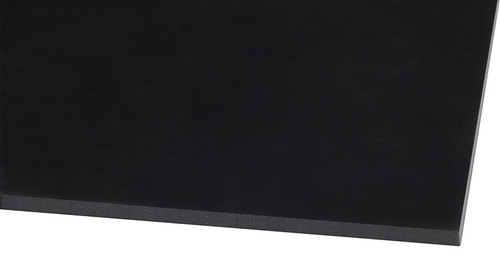 Kuriyama EPDM 60 Duro Rubber Sheet Roll - 1/16 in. x 48 in. x 67 ft.