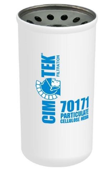 Cim-Tek 40 Series Spin-on Filter - Cellulose Media Extended Length - 70171