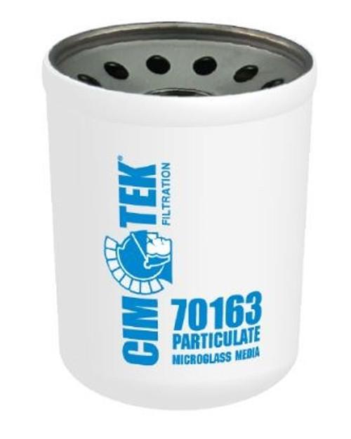 Cim-Tek 40 Series Spin-on Filter - High-Performance Microglass Media - 70163