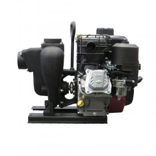 Banjo 222 Series 2 in. C/I Pumps w/ 6.5 HP OHV GX200 Honda