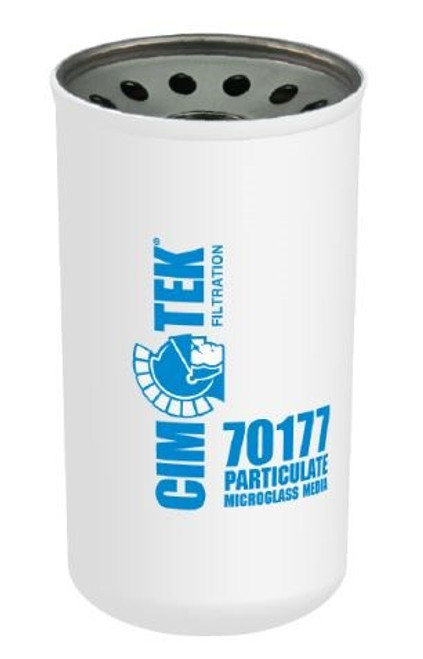 Cim-Tek 40 Series Spin-on Filter - High-Performance Microglass Media - 70177