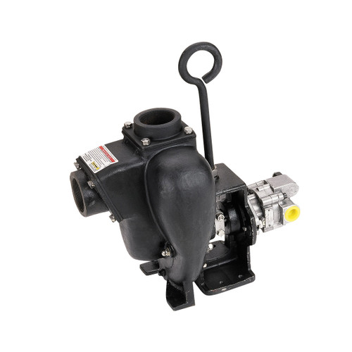 Banjo 2 in. Hydraulic Driven Cast Iron Pump - 12 HP