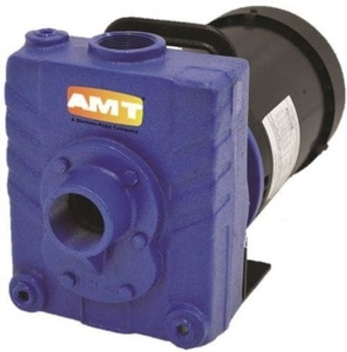 AMT/Gorman Rupp 282 Series Pump Parts - Flapper Valve - Viton