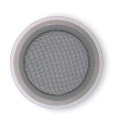 Rubber Fab 1-1/2 in. Screen Gasket Platinum Silicone - 60 Mesh
