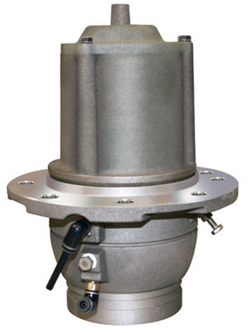 Civacon MaxAir HP 5 in. x 4 in. Flanged Straight Crude Oil Emergency Valve w/ Viton Seal