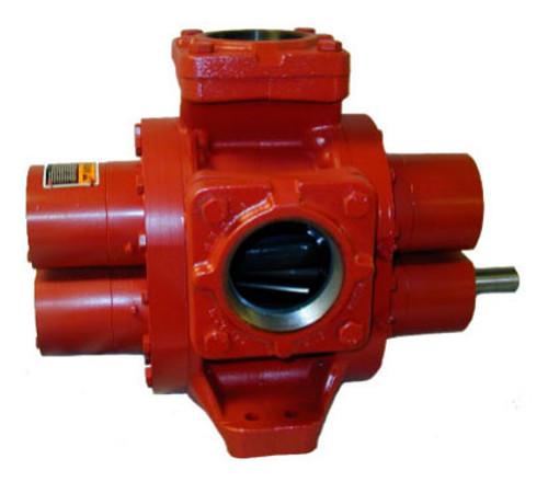 Roper 3800 Series Petroleum Transfer Gear Pump - 4 in  NPT - 540 GPM