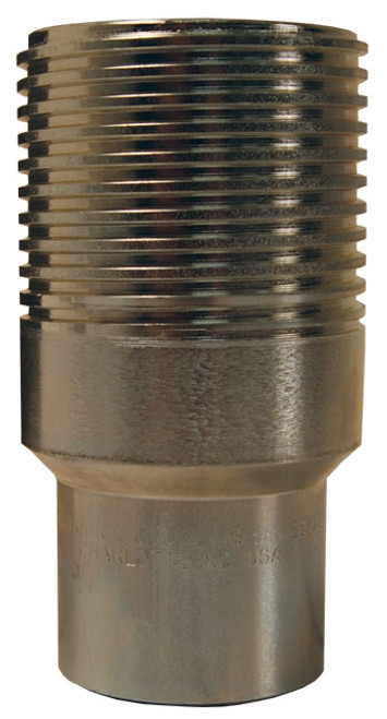 Dixon WS-Series 2 in. High Pressure Wingstyle Interchange Nipple