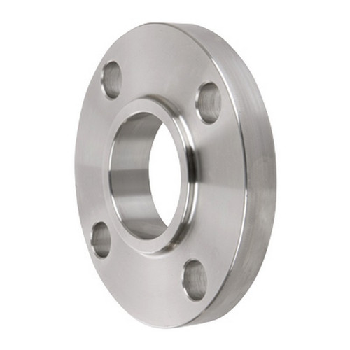 Smith Cooper 150# 316 Stainless Steel 1 in. Lap Joint Face Flange w/ 4 Holes