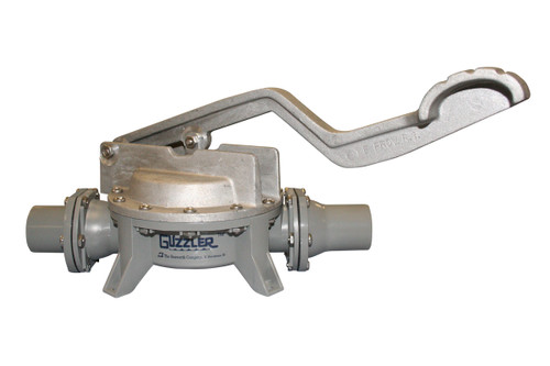 Bosworth GL Series Guzzler 1 in. Smooth Lever Pumps w/Same Side Ports , 2.7 GPM
