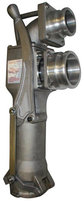 880-490 Coaxial Delivery Elbow - Rear Arm Assembly - 23