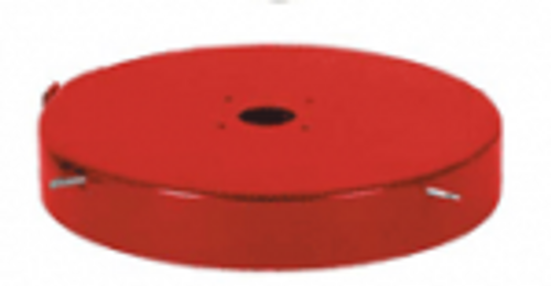 Balcrank Grease Drum Covers - 400 lb - Panther HP 50:1