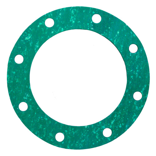 4 in. TTMA Gasket - Fiber 1/16 in. Green