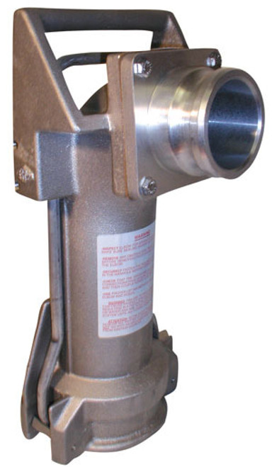 """Frankling Fueling Systems 880-465 Dual Point Vapor Recovery Elbow - Grooved Pin 1/4"""" x 3"""" - 6"""