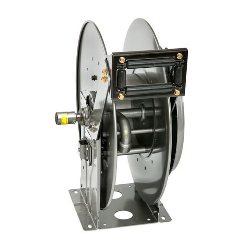 Hannay Reels DEF Series Spring Rewind Reel, Reel Only, 1/2 in. x 50 ft., DEF-450