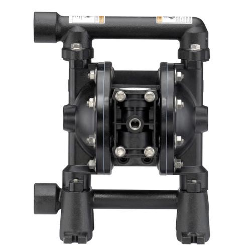ARO Compact Series 3/4 in. Aluminum Air Diaphragm Pump w/ PTFE Diaphragm