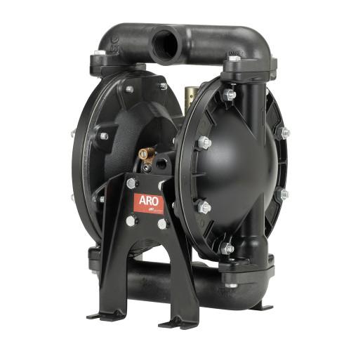 ARO PRO Series 1 in. Aluminum Air Diaphragm Pump w/ Nitrile Diaphragm