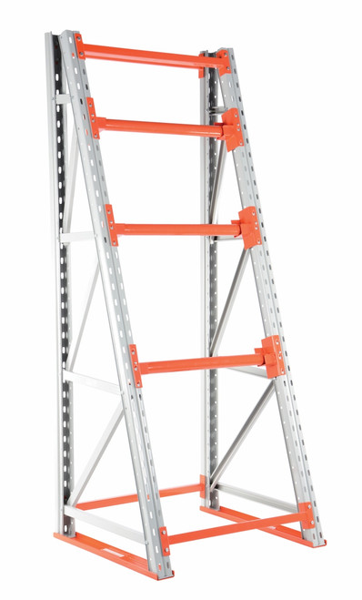 Vestil Manufacturing Single Sided Rack - 39 in. W x 96 in. H