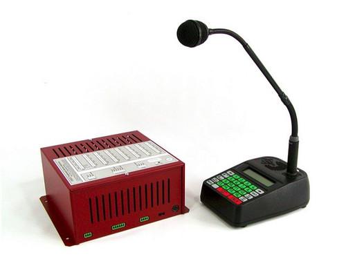 ESCO 12 Speaker Intercom Station w/ Controller - #941-0112