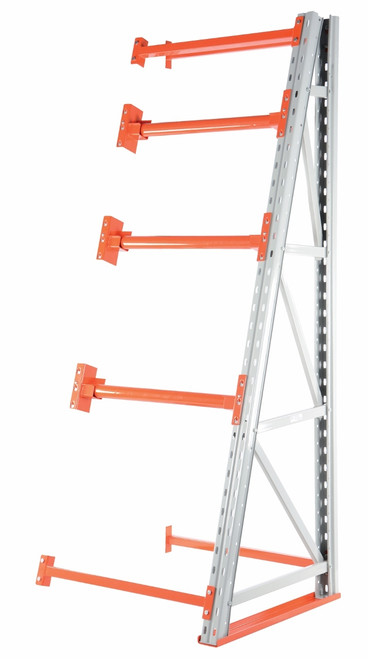 Vestil Manufacturing Reel Rack Add-On Section - 39 in. W x 120 in. H