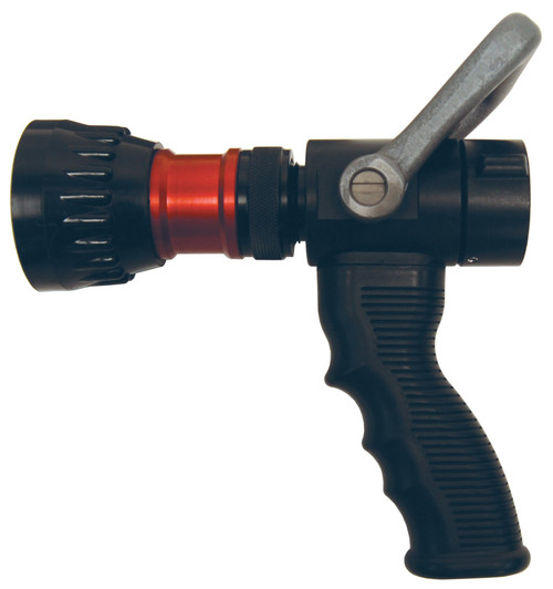 Aluminum 1 in. NPSH Break Apart Attack Nozzle
