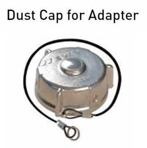 Emco Wheaton 1 in. Aluminum Dust Cap for Adapter