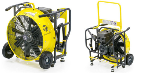 Tempest VSR 21 in. Variable Speed Electric Power Blower