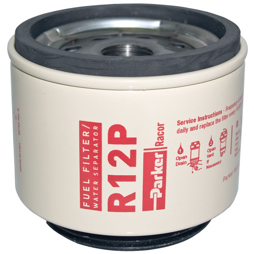 Racor 120A Low Flow Fuel Filter/Water Separator - 30 Micron