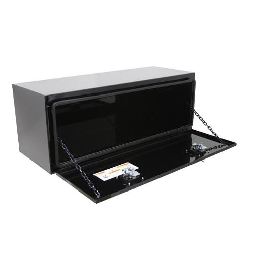 Chandler Equipment Powder Coated Carbon Steel Underbody Tool Box w/ Double Latch Door - 48x18x18