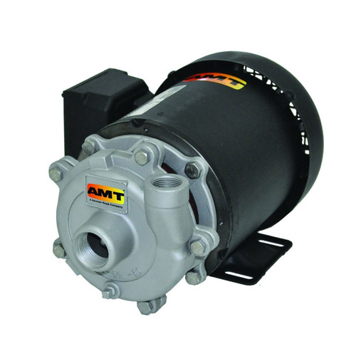 AMT 370A98 Straight Centrifugal Pump Stainless Steel