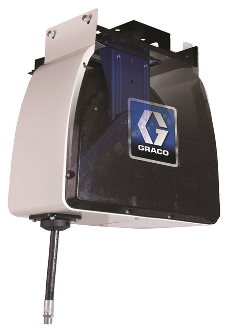 Graco SD Hose Reel Size 20 Enclosure Kits (Dark Blue)