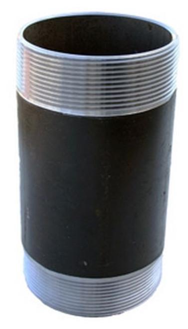 Morrison Bros. 244N Series 6 in. Pipe x 8 in. Long Pipe Nipple - Threaded Both Ends