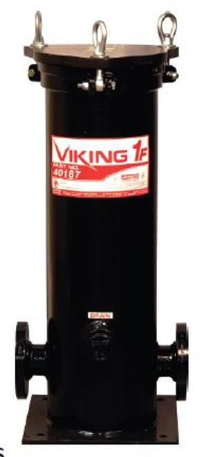 Cim-Tek Viking Housings For Liquid Filtration - Viking 1F - 120 Gpm - 2 in. Flanged