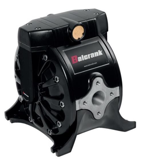 Balcrank CenterFlo CF30 Anti-Freeze & Windshield Wash Diaphragm Pump - 28 GPM - Aluminum - Light viscosity fluids