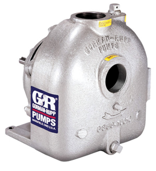 Gorman-Rupp 3 in. O Series 03F3-B Pump 520 GPM