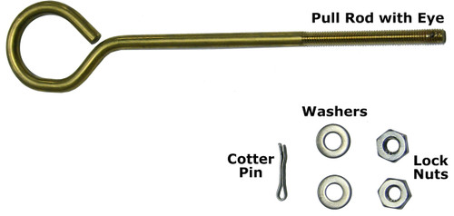 W.L. Walker Gauging and Sampling Replacement Parts - Washer - 2