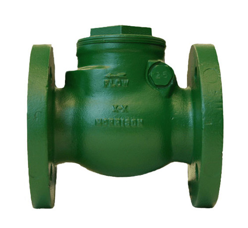 Morrison Bros. 246DRF 4 in. Flanged Swing Check Valve