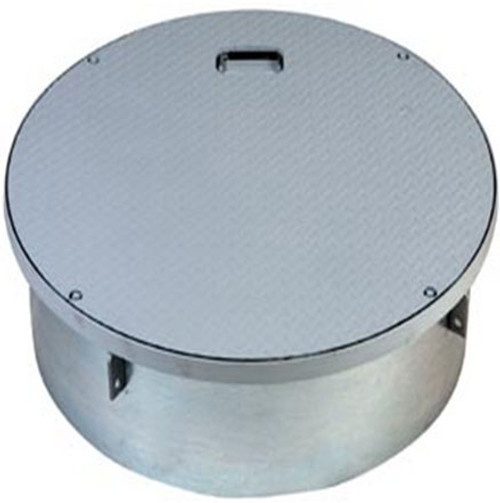OPW 30 in. 110 Series Steel Manhole with 10 in. Skirt
