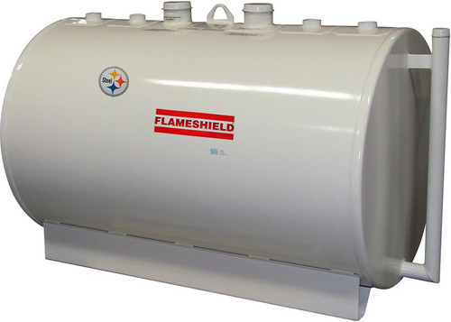 JME Tanks Double Wall Flameshield Tank - 550 Gallons