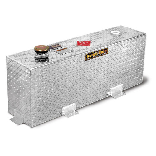 Better Built 36 Gallon Aluminum Vertical Fuel Transfer Tank