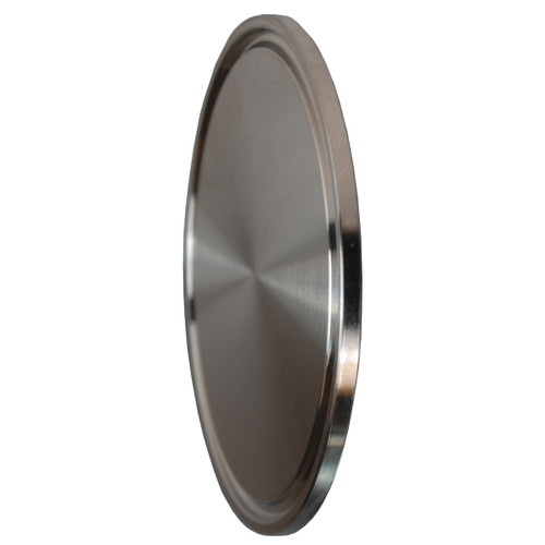 Dixon Sanitary 16AMP Series 304 Stainless Solid End Caps