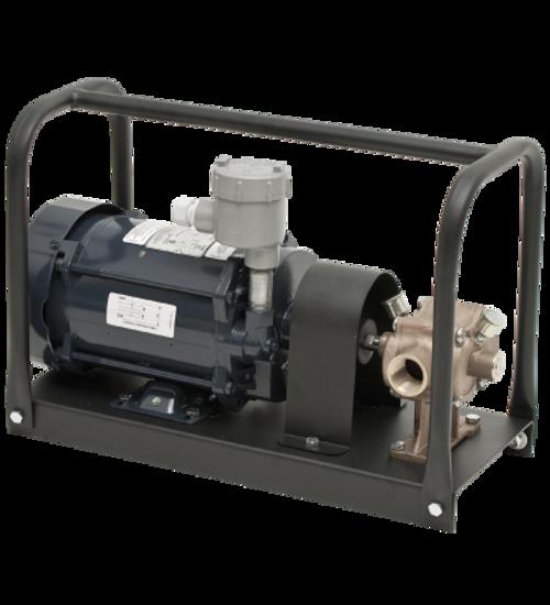 Decko 90100 BP21X 110/220V AC Explosion-Proof Bulldog Pump - 28 GPM