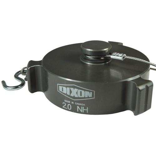 Dixon Aluminum Caps With Cable - Rocker Lug