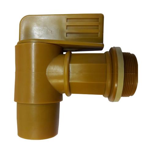 2 in. NPT High Flow Drum Faucet