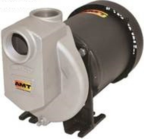 AMT/Gorman Rupp 1 1/2 in. Self-Priming Stainless Steel Centrifugal Chemical Pumps