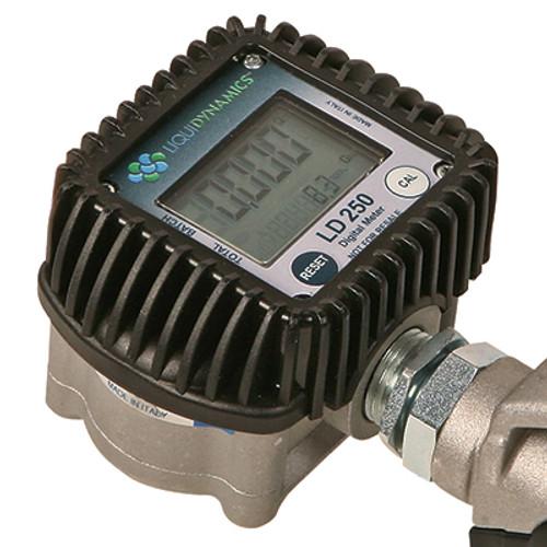 Liquidynamics Model LD250 Series 1/2 in. Digital Meter