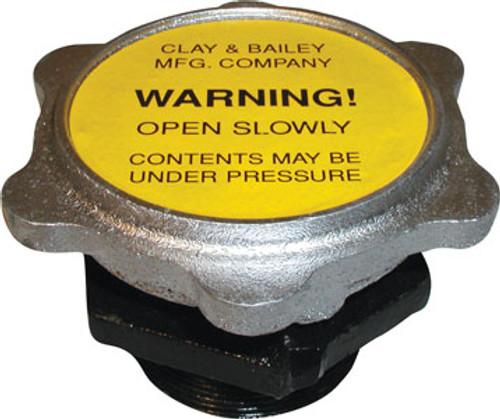 Clay & Bailey 2 in. Male NPT Pressure/Vacuum Fill Cap