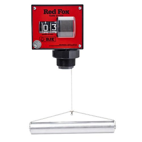 BJ Enterprises Red Fox Liquid Level Gauge