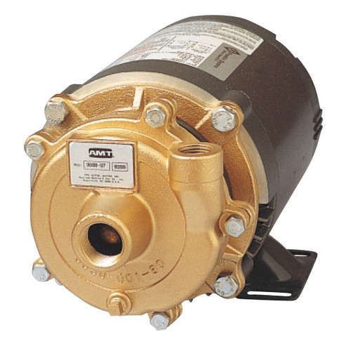 AMT/Gorman Rupp Cast Bronze Straight Centrifugal Pump