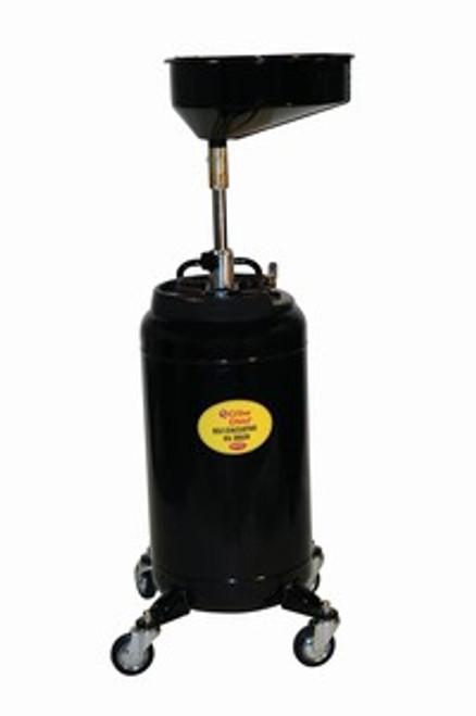 "JohnDow JDI-25HDC  25-Gallon  HD ""Self-Evacuating"" Oil Drain"
